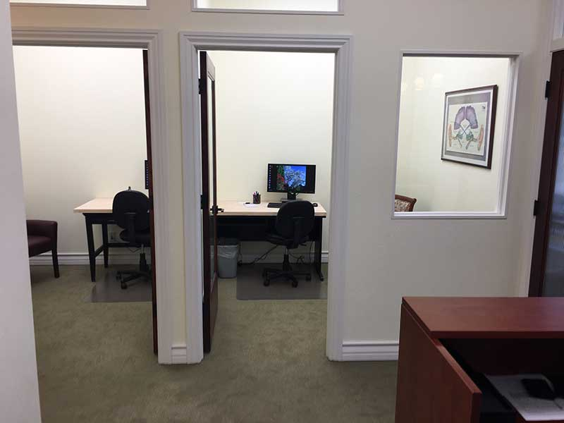 Hearing Aid Sound Booth in Torrance CA at South Bay Hearing